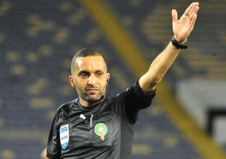 Coupe arabe de la FIFA : l'arbitre marocain Redouane Jiyed parmi les 52 arbitres pour officier le tournoi