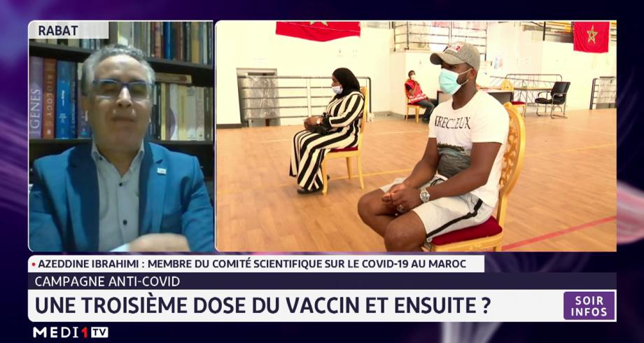 Campagne anti-covid: une  troisième dose de vaccin et ensuite ?