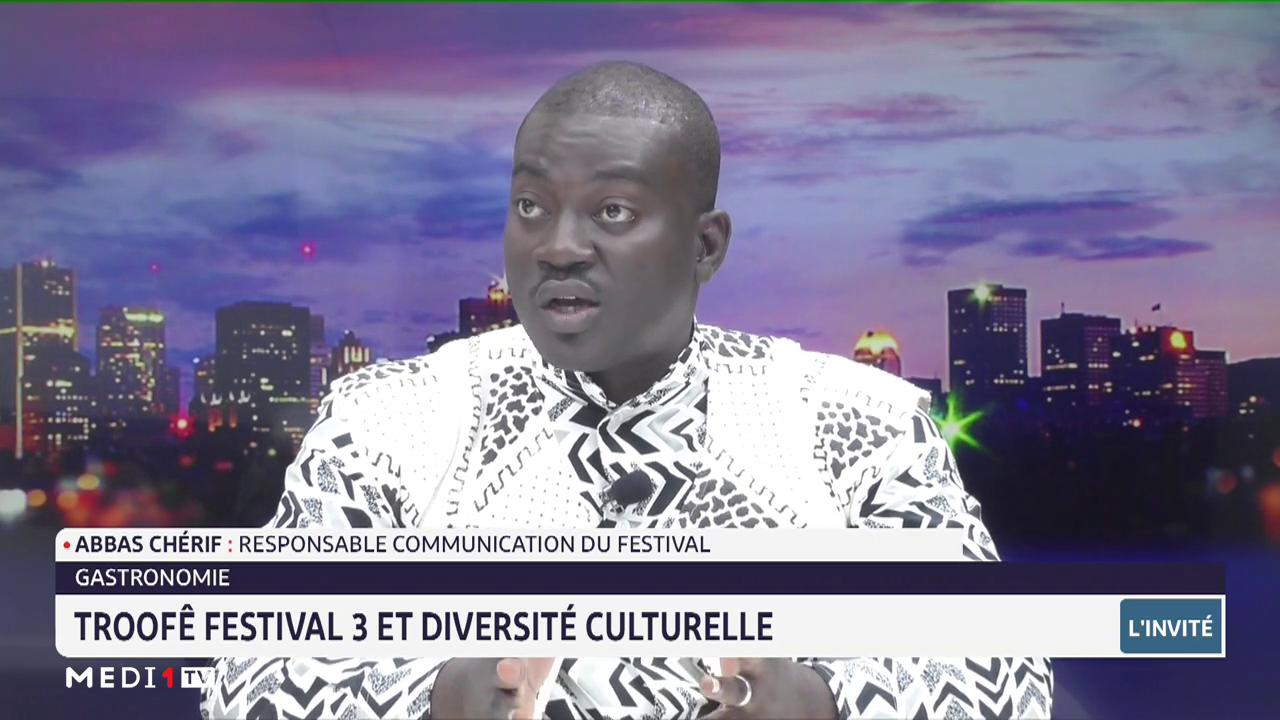 Gastronomie: Troofê festival 3 et diversité culturelle