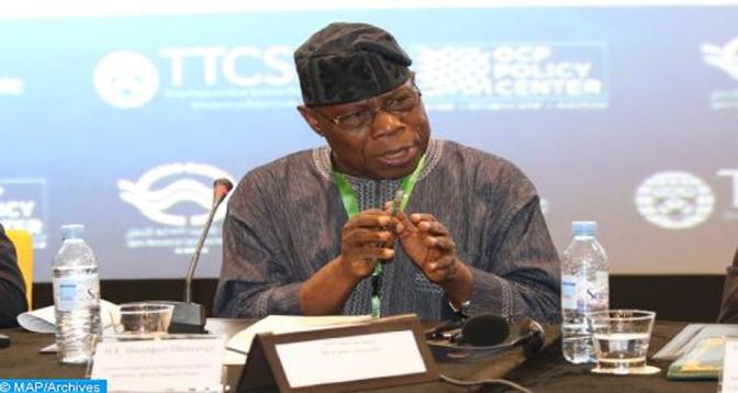 """الرئيس النيجيري السابق: """"بيت الذاكرة""""، فضاء ذو مكانة رفيعة لتلقين قيم التسامح والتعايش"""