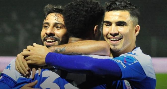 Botola Pro D1: succès du Raja de Casablanca à l'extérieur contre le Mouloudia d'Oujda