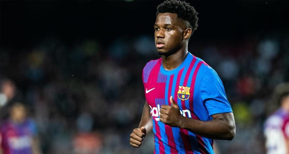 le Barça assure la continuité d'Ansu Fati avec une clause libératoire d'un milliard d'euros