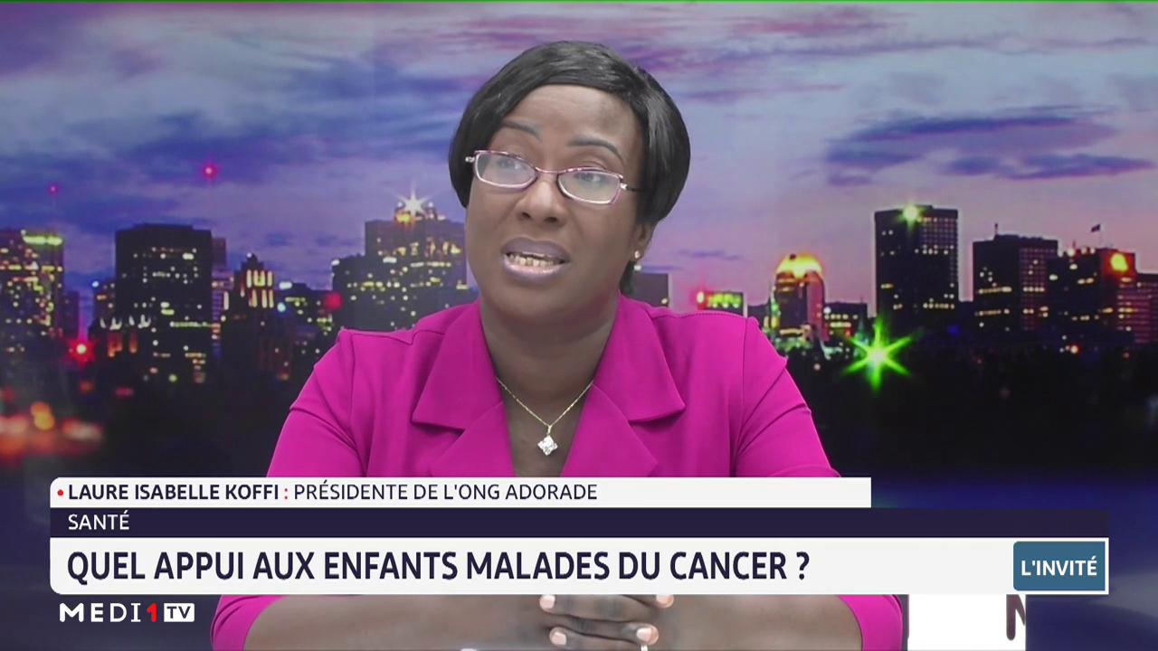 L'invité: Quel appui aux enfants malades du cancer?