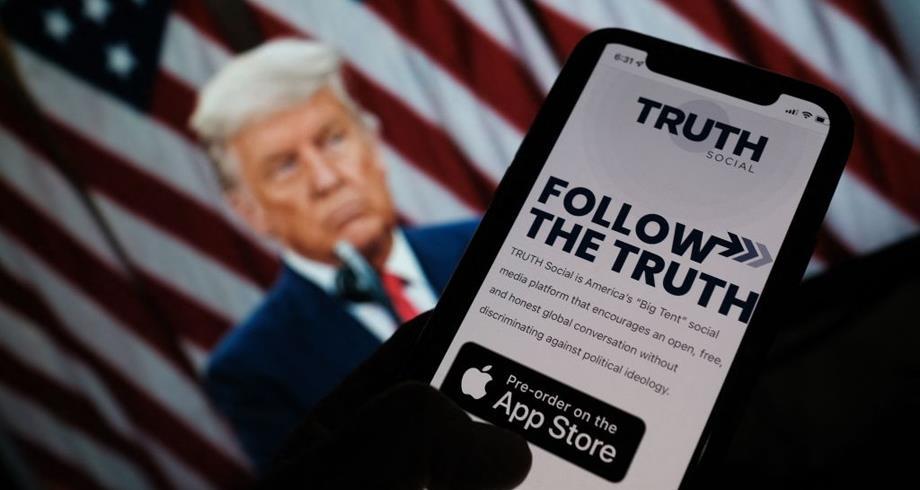 ترامب يطلق شبكة خاصة به للتواصل الاجتماعي