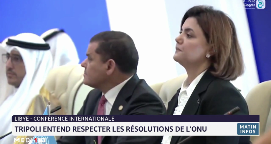 Tripoli entend respecter les résolutions de l'ONU