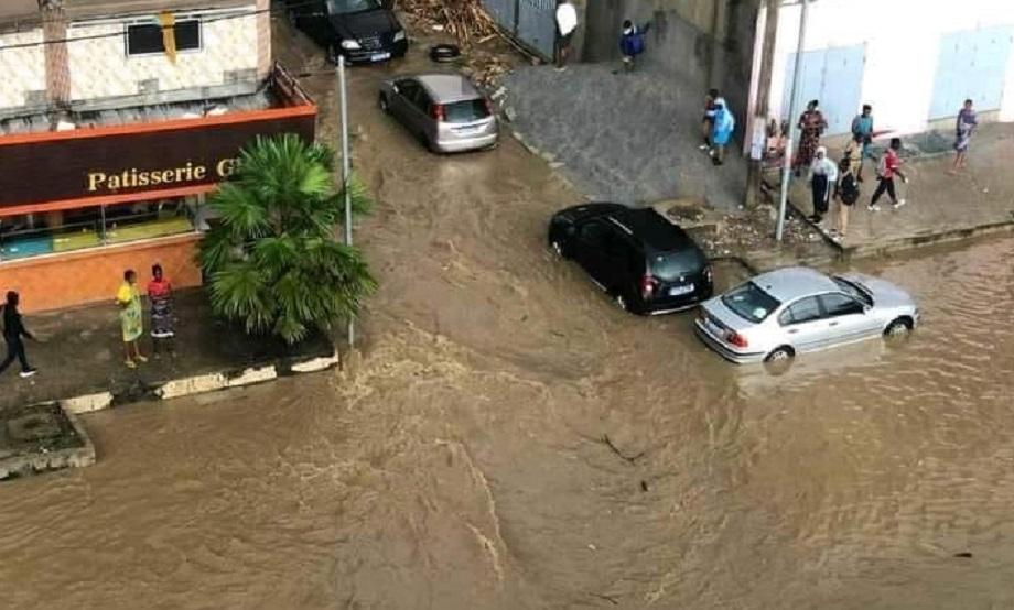 Côte d'Ivoire: des pluies diluviennes à Abidjan font six morts