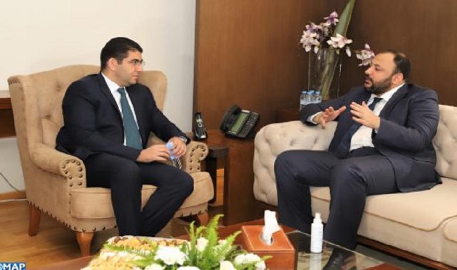 Maroc-Libye: entretiens sur le renforcement de la coopération en matière de promotion de la jeunesse