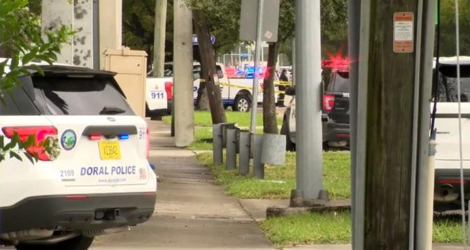 إصابة شرطيين ومقتل مهاجمهما في تبادل لإطلاق النار بولاية فلوريدا