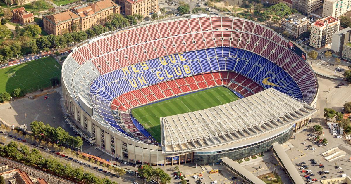 FC Barcelone: feu vert pour l'emprunt d'1,5 milliard d'euros pour la rénovation du Camp Nou