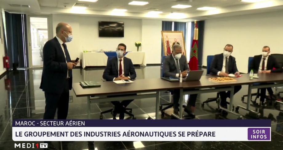 Maroc-secteur aérien: le groupement des industries aéronautiques se préparent