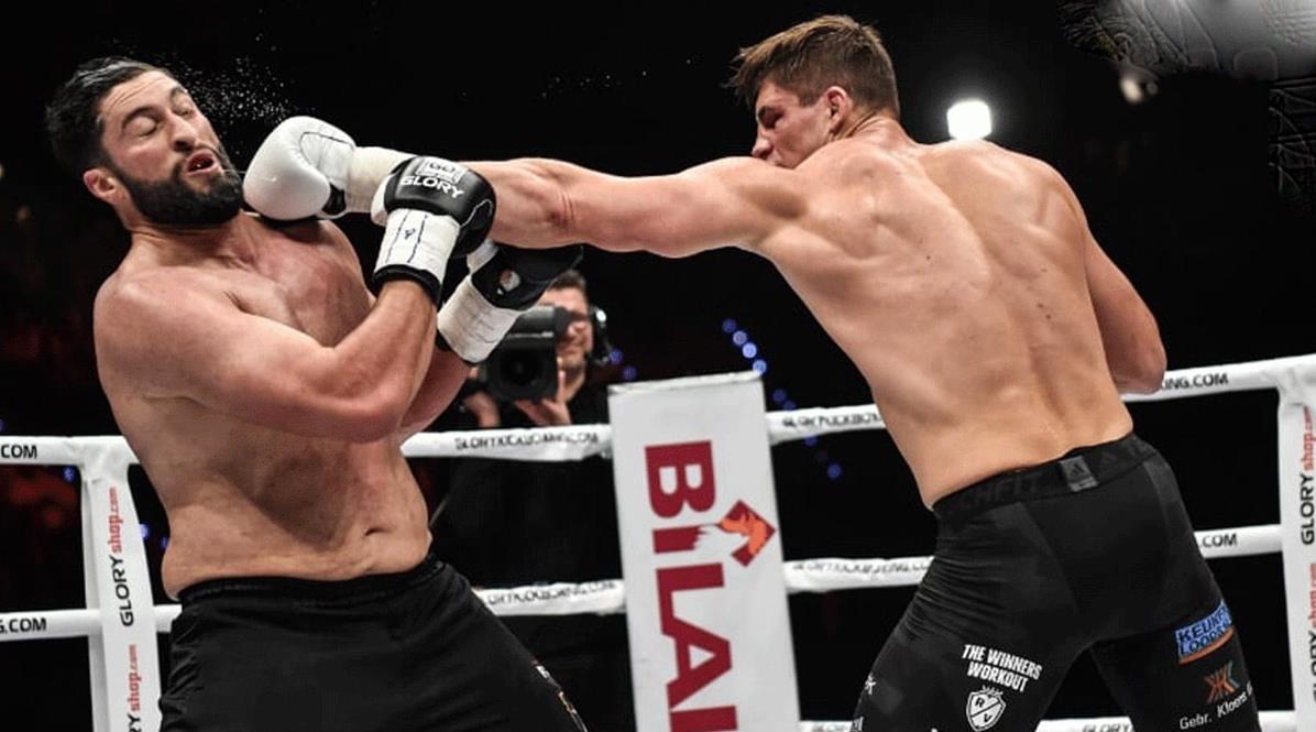 Glory 79: Jamal Ben Saddik s'incline face à  Rico Verhoeven