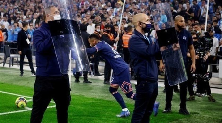 """شغب في مرسيليا .. اعتقالات عقب مباراة """"كلاسيكو"""" فرنسا"""