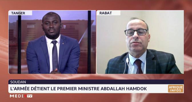 Soudan: le point sur la situation avec Khalid Chegraoui, vice-doyen à Université Mohammed VI