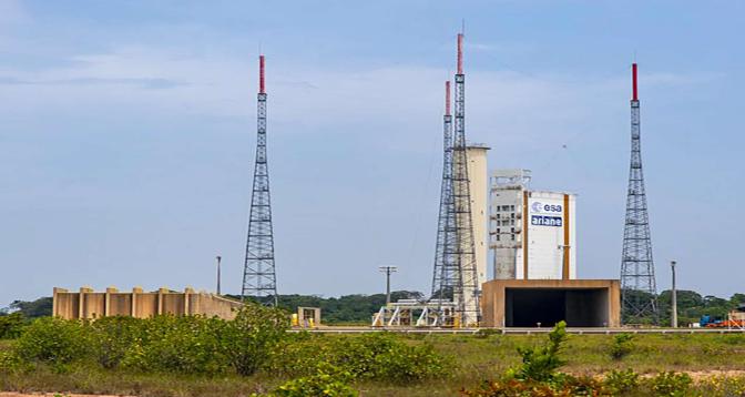 Décollage réussi pour la fusée Ariane