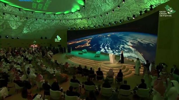 السعودية تعلن تأسيس مبادرتين للمناخ بـ10،4 مليار دولار