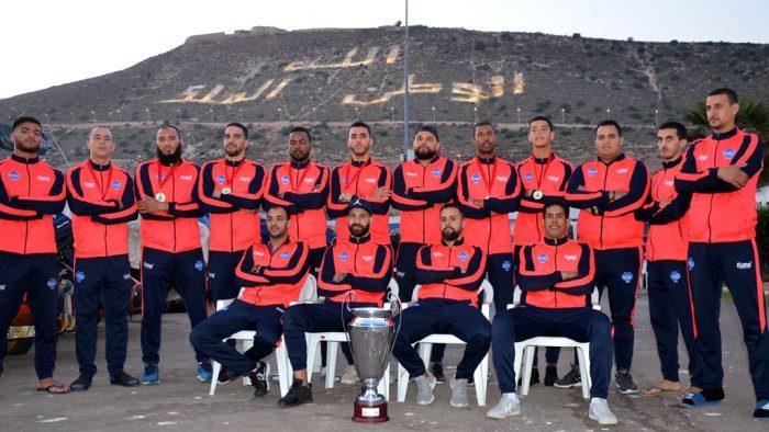 Hand-36e championnat arabe (2e journée): Le Raja d'Agadir bat les Algériens de la JS Saoura (22-20)