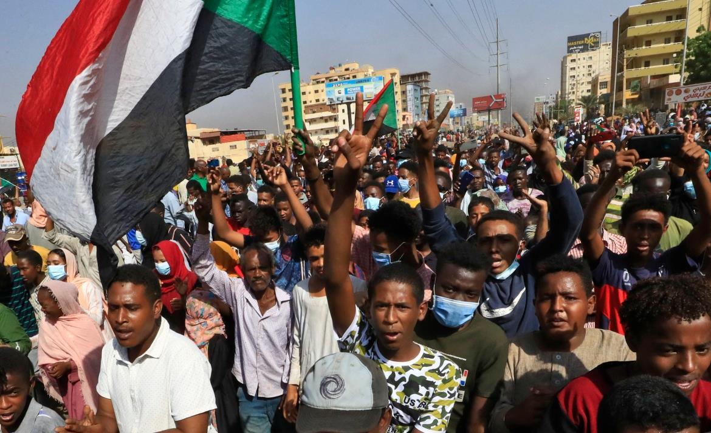 قلق دولي إزاء الانقلاب في السودان