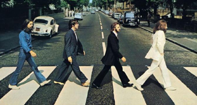 """La réédition de """"Let it be"""", album culte des Beatles"""