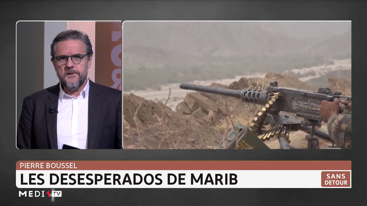 les desesperados de Marib