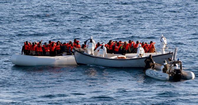 Vingt-quatre migrants secourus au large de la Belgique