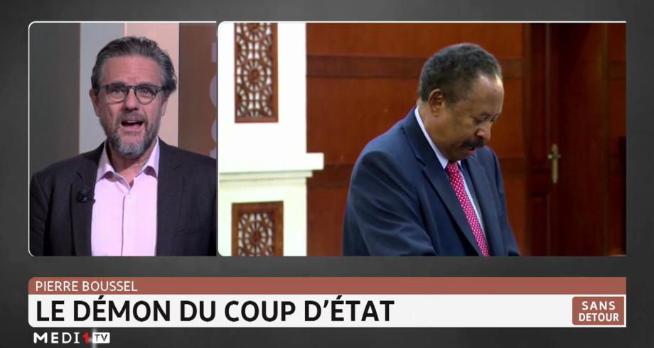 Le démon du coup d'état