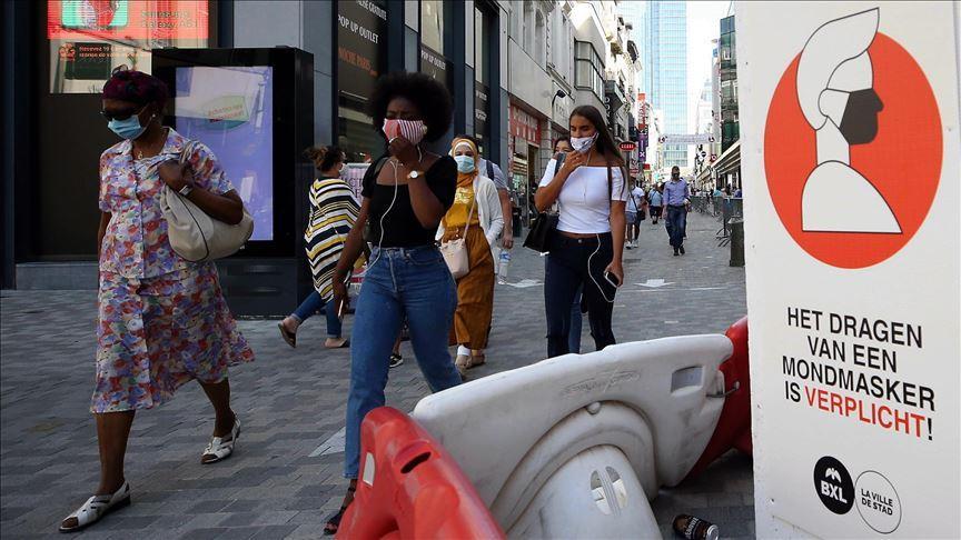بلجيكا تعيد فرض قيود كورونا بعد ارتفاع الإصابات
