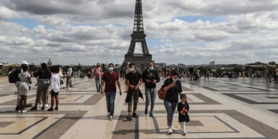 Covid-19 en France : l'épidémie repart légèrement à la hausse