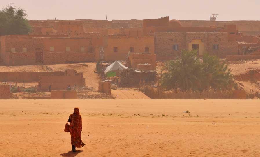 موريتانيا بين الحرائق والجفاف