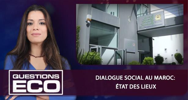 Dialogue social au Maroc: état des lieux