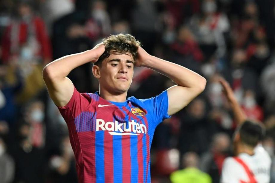 Le Barça battu par le Rayo de Falcao