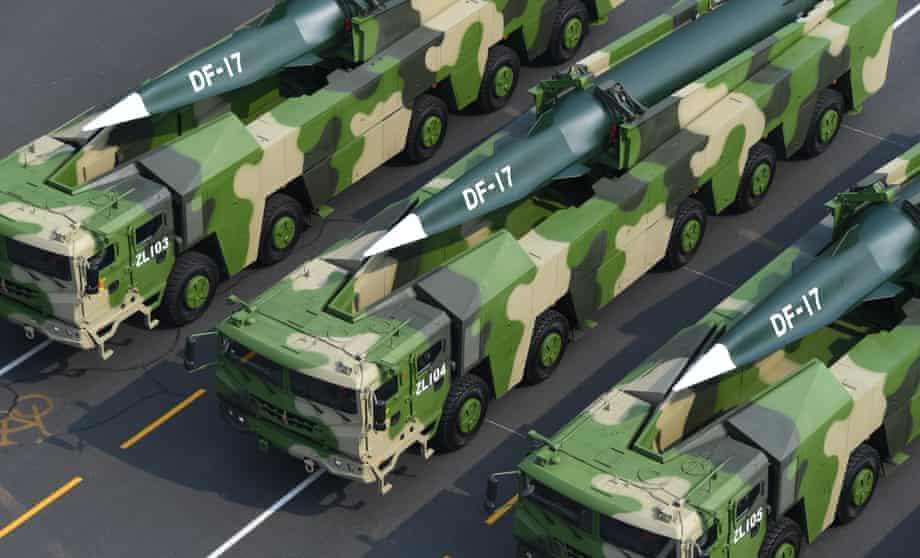 جنرال أمريكي: تجربة الصاروخ الصيني الأسرع من الصوت شبيهة بلحظة إطلاق القمر سبوتنيك