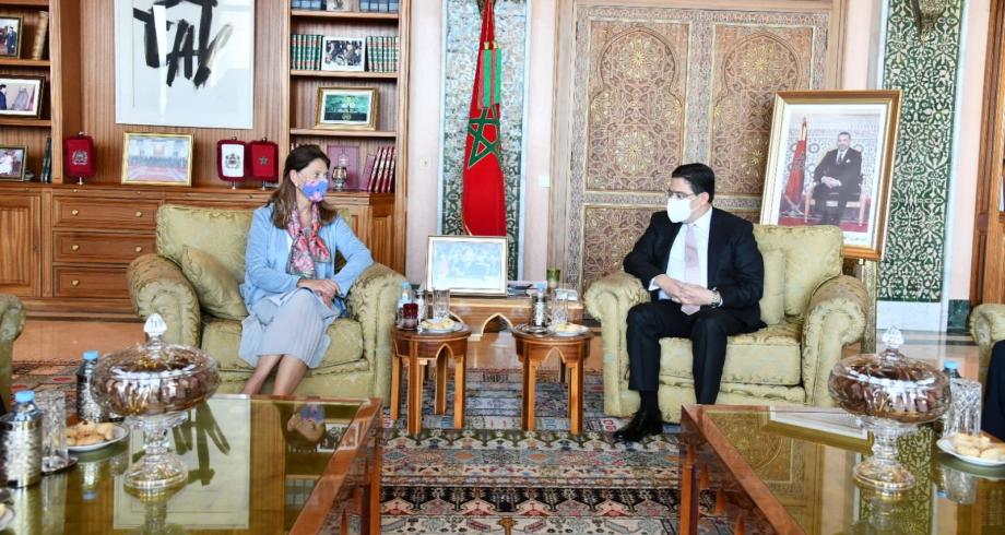كولومبيا تمدد نطاق الإشراف القنصلي لسفارتها بالمغرب على كامل التراب الوطني ليشمل الصحراء المغربية