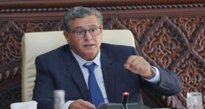 Campagne de vaccination: Akhannouch salue la forte adhésion des Marocains
