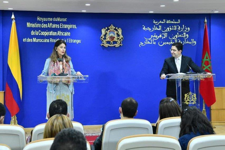 كولومبيا والمغرب يتقاسمان نفس الرؤية بشأن سياسة للهجرة تصون الحقوق المشروعة للمهاجرين