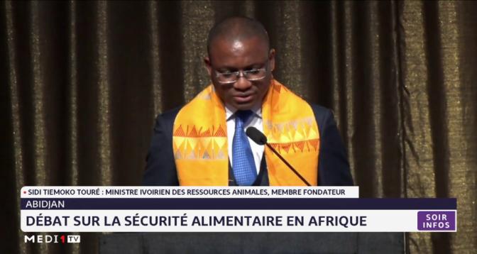 Abidjan: débat sur la sécurité alimentaire en Afrique