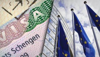 """البرلمان الأوروبي يُبسّط إجراءات الحصول على تأشيرة """"شنغن"""""""