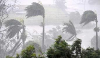 """إعلان حالة التأهب القصوى في جزيرة مايوت استعدادا لمواجهة إعصار """"بيلنا"""""""