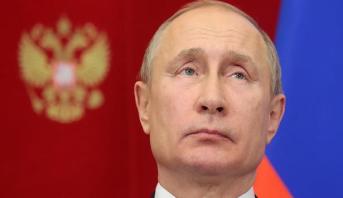 بوتين يتهم الغرب بزعزعة استقرار البلقان