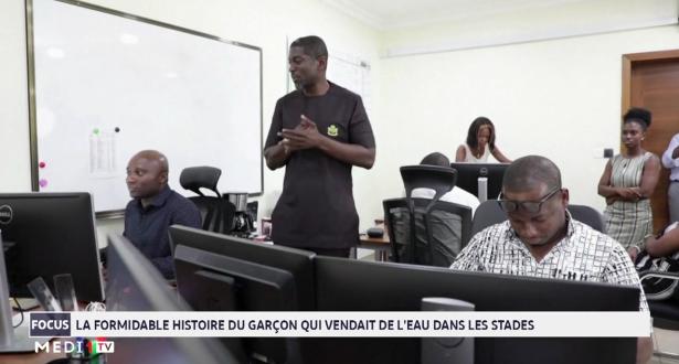 Ghana : l'inspirante success story de Kevin Okyere