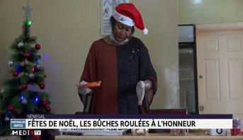 Sénégal : fêtes de Noël, les bûches roulées à l'honneur
