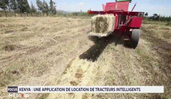 Focus-Kenya: une application de location de tracteurs intelligents