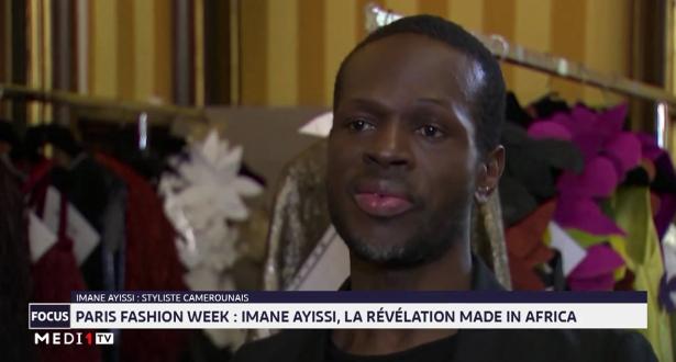 Paris Fashion week: Imane Ayissi, la révélation made in Africa
