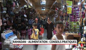 Alimentation pendant le Ramadan: conseils pratiques
