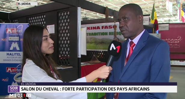 Salon du cheval: forte participation des pays africains