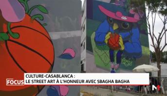 "Casablanca: le Street Art à l'honneur avec le festival ""Sbagha Bagha"""