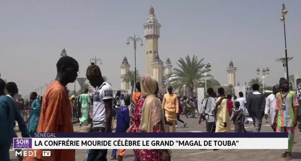 """Sénégal: la conférence Mouride célèbre le grand """"Magal de Touba"""""""