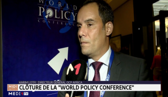World Policy Conférence : OCP Africa accompagne les fermiers en Afrique