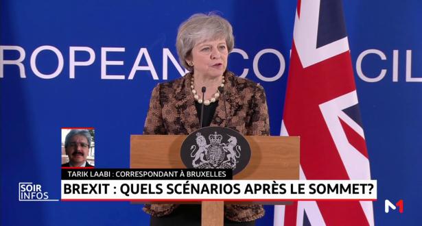 Brexit: quels scénarios après le sommet ?