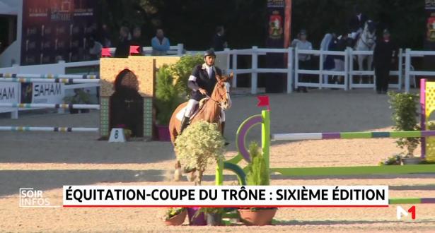 Équitation - Coupe du Trône: sixième édition