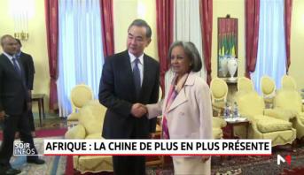Afrique: la Chine de plus en plus présente